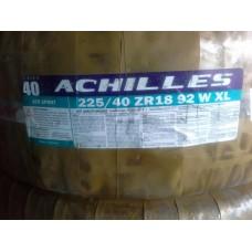 ยาง ใหม่ ค้างสต้อก Achilles 225 - 40 - 18 ปี 13 ยางใหม่ สวยๆ ราคานี้คุ้มแน่นอน ดีกว่าซื้อยางเปอร์เซ็นต์