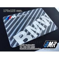 แผ่นยางวางของ ลาย M Performance BMW E36 E39 E46 E60 E90 F10 F20 F30 X1 X2 X3 X5 M3 M5
